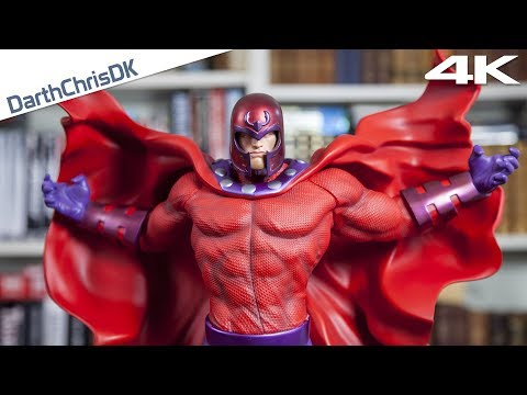 Unboxing: Magneto - Age of Apocalypse (Private Commission)