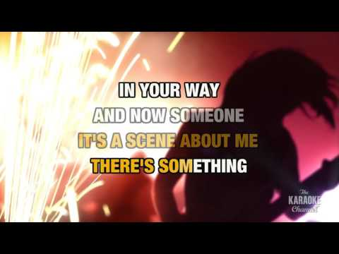 You're Gonna Go Far, Kid in the style of The Offspring | Karaoke with Lyrics