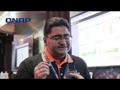 [QNAP World Tour 2016 - Taipei] QNAP QRM+