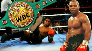 Mike Tyson vs Trevor Berbick Best Moments.