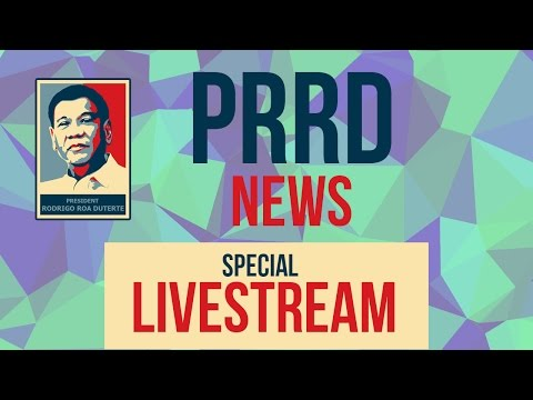 LIVESTREAM: President Duterte Press Conference in Beijing China with International Media