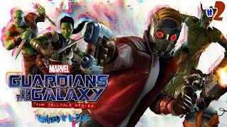 Vídeo Marvel's Guardians of the Galaxy: The Telltale Series