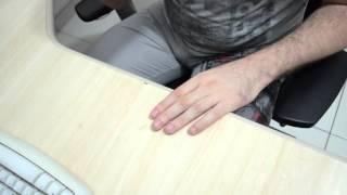 Exercício de coordenação motora para os dedos