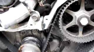 Auto (Timing Belt) replace