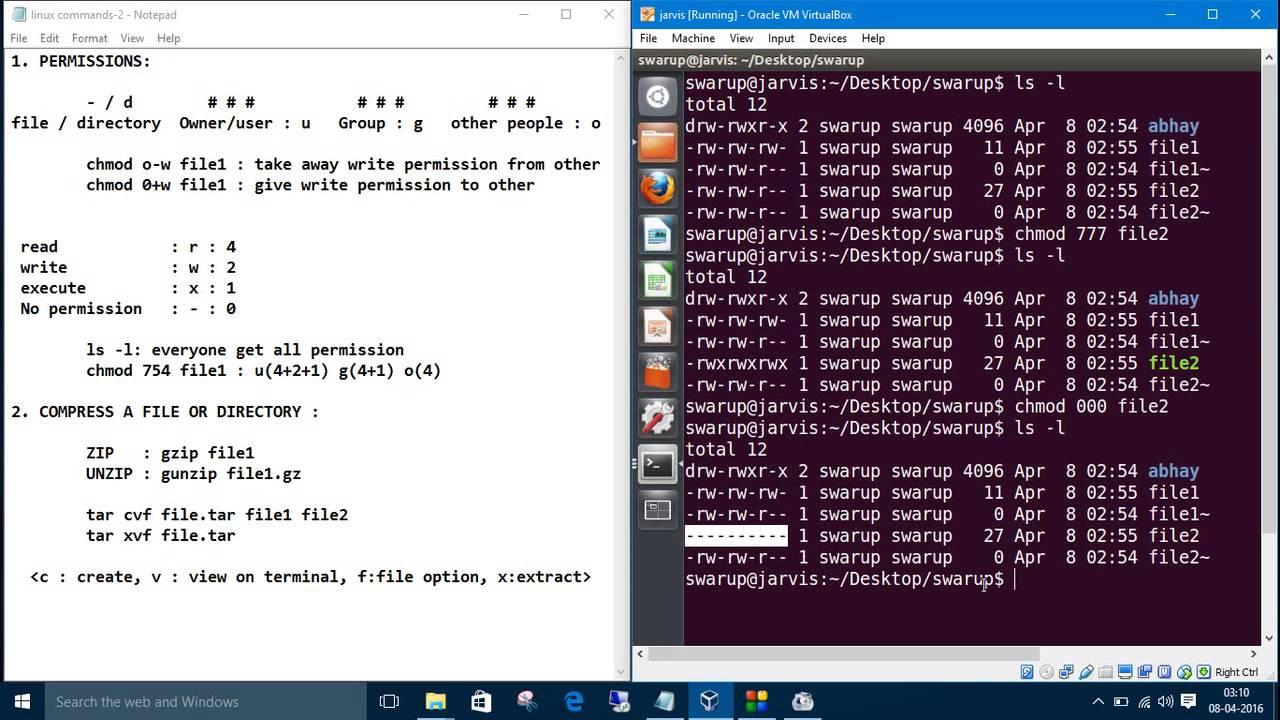 Compress A File Linux