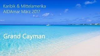 AIDAmar Karibik März 2017 Grand Cayman Seven Mile Beach GoPro Hero 5