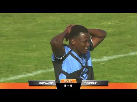 Tunisia7s 2018 Day 2 Botswana vs Mauritius