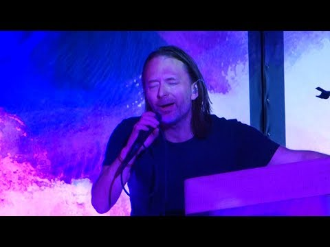 Thom Yorke - I Am a Very Rude Person (New Song) – Live in Oakland