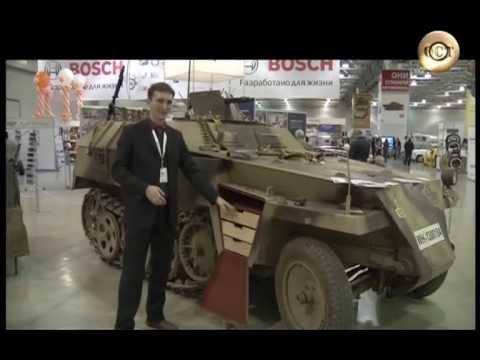 БТР Sd.Kfz. 250 (3 рейх).
