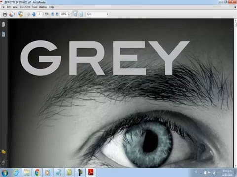 Cuarto libro de 50 sombras de Grey descarga (Grey) - YouTube