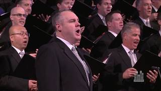 Praise Ye the Lord, by John Rutter (with soloist) - Mormon Tabernacle Choir