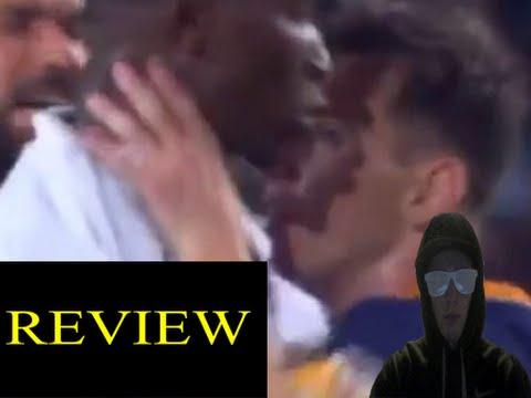 Lionel Messi Headbutt Headbutts Mapou Yanga-Mbiwa Fight Brawl Barcelona Roma MY THOUGHTS REVIEW