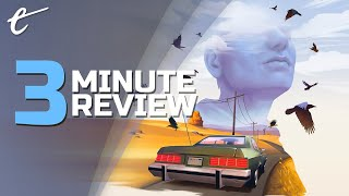 Hitchhiker | Review in 3 Minutes (Video Game Video Review)
