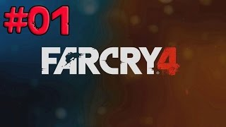 Far Cry 4 Gameplay - Walkthrough / Playthrough - Episode 1 | Learning the Ropes