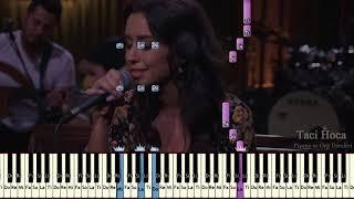 Org ve Piyano Dersleri - Yine Sev Yine  (Tuğba Yurt )  - Taci Hoca : 0543 232 91 22 Video