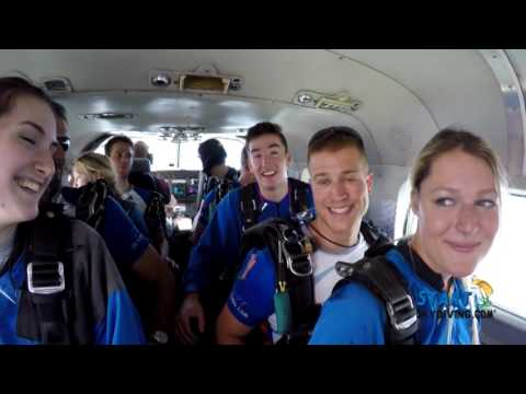 Start Skydiving.com Jordan Fry