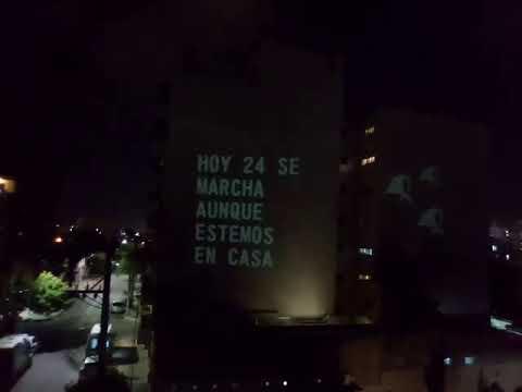 Christian Iacono - Artista   Marcha 24 de Marzo