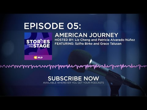 American Journey | Stories from the Stage: The Podcast