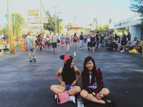 Meeting Disney Princesses!