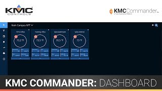 KMC Commander: Dashboard & Custom Cards