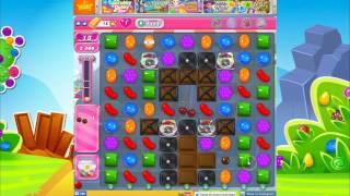 Candy Crush Saga Level 1151 (No Boosters)