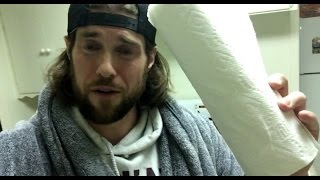 L.A. Beast VLOG #59 (How To Magically Turn Paper Towels Into Turkey Meatballs | Must See)