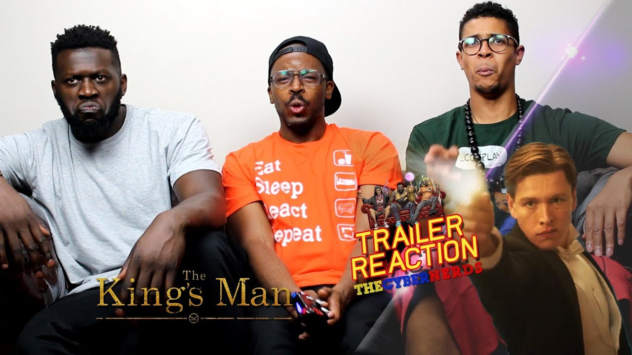 Download The King's Man Trailer Reaction