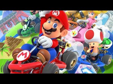 Mario Kart Tour Meme Compilation