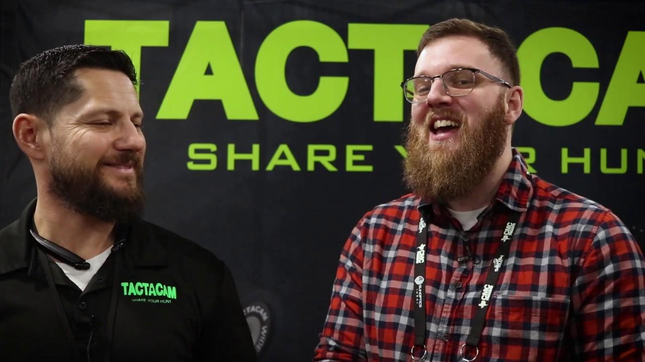 Tactacam - SHOT Show 2020