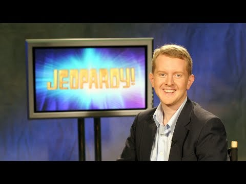 Jeopardy Champion Ken Jennings Tells All