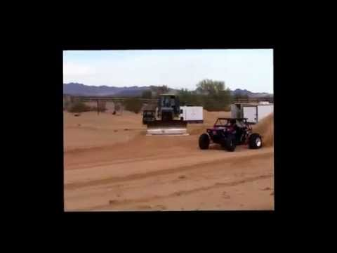 KONG test and tune session in Glamis. Queen Racing Z1 turbo RZR