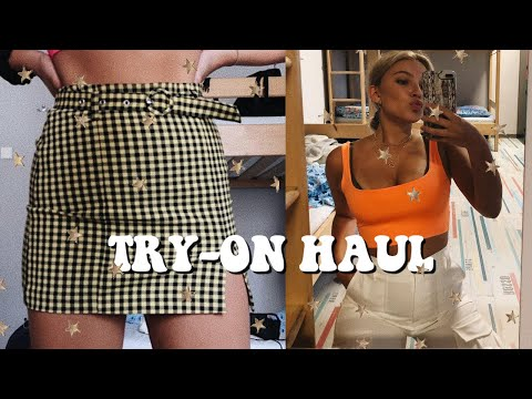 Try-On haul/spring 2019!  | Things I bought whilst backpacking thumbnail