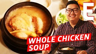 Ginseng Chicken Soup For the Korean Soul - K-Town