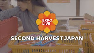 Expo Live I Second Harvest Japan (Marugohan)