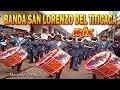 ♫♥☆ BANDA SAN LORENZO DEL TITICACA - MIX BANDA SAN LORENZO (100% PERÚ) ☆♥♫