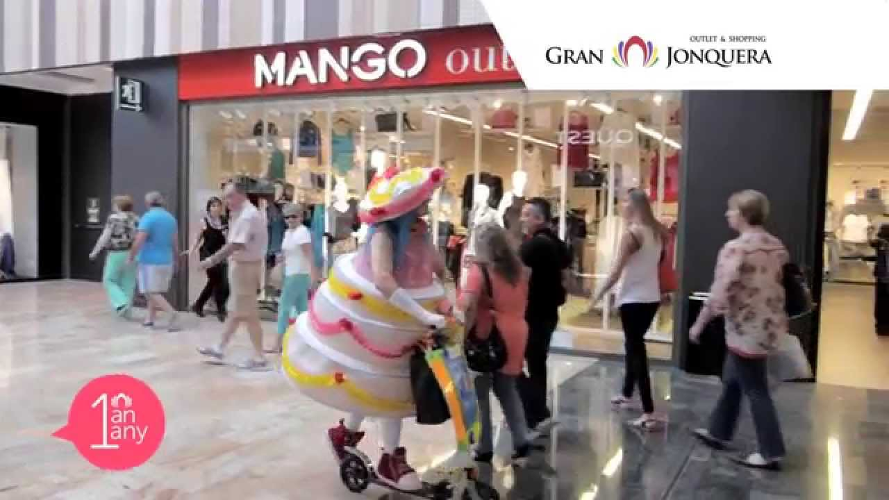 Gran jonquera outlet shopping 1er aniversari youtube - Centre commercial la jonquera ...
