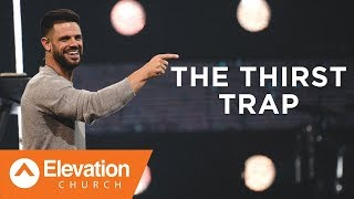 Стивен Фуртик - Ловушка для жаждущего - The Thirst Trap | Проповедь (2017)