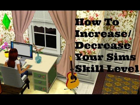 Sims 3- Skill Cheat! (Mod)