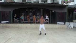 Уроки танцев «mix latino». Урок 4. Dance lessons