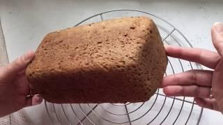 Очень вкусный хлеб на закваске/Лёгкий хлеб/Самый простой рецепт