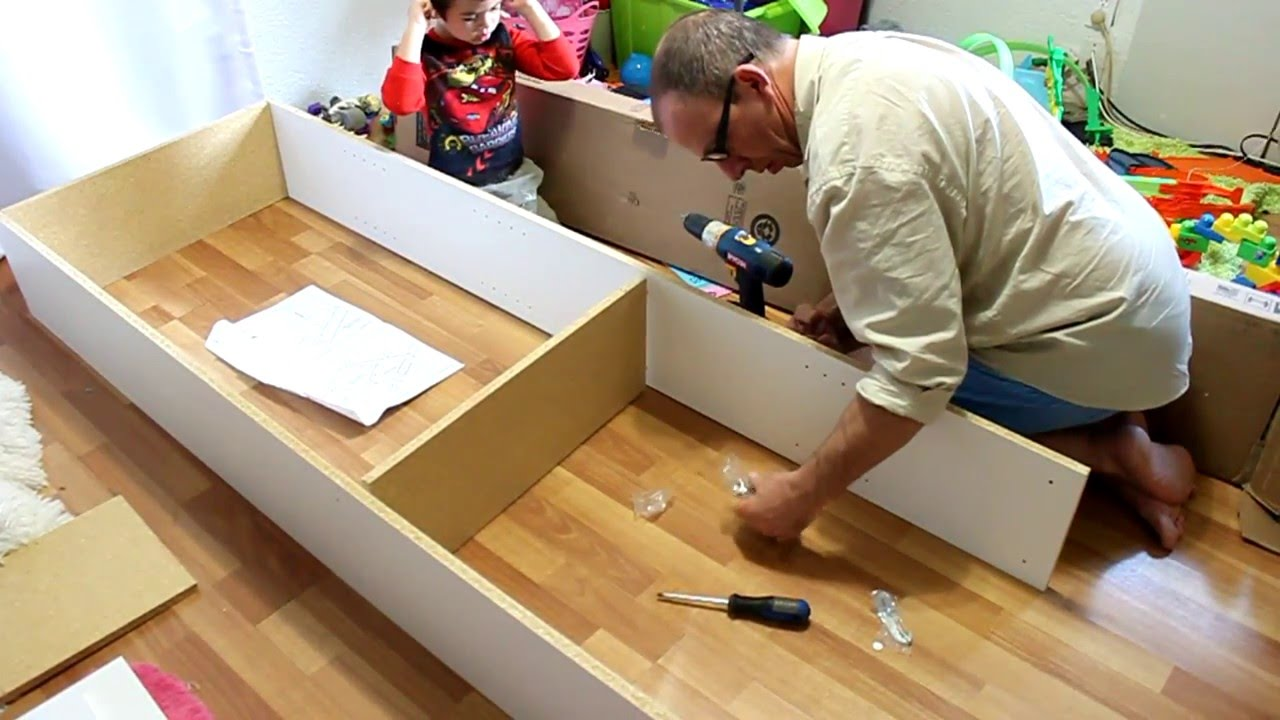 - Ameriwood 5 Shelf Bookcase Assembly And Review - YouTube