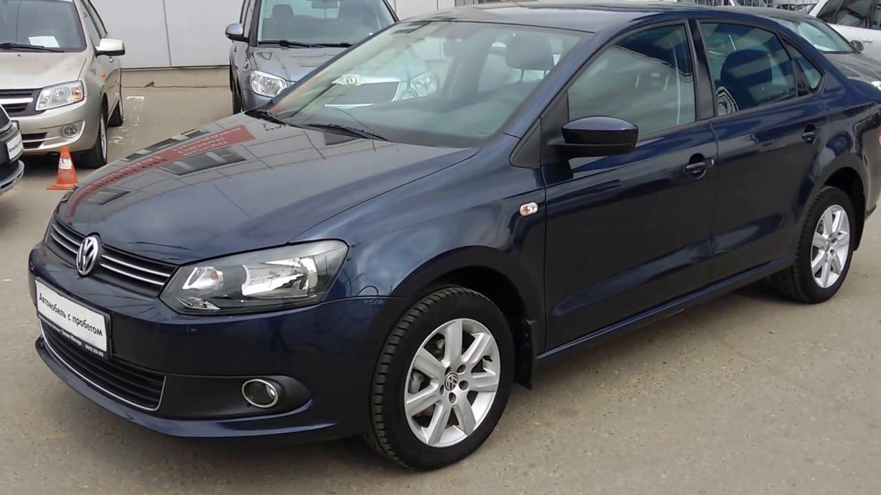 Купить Фольксваген Поло (Volkswagen Polo) 2012 г. с пробегом бу в .