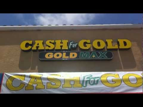 """""""Cash for Gold"""" stores pay in CHECKS only NO CASH!"""