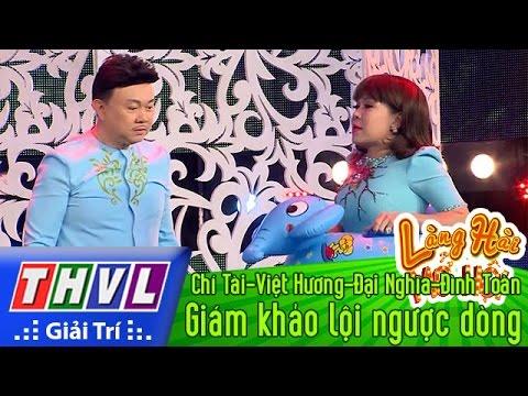 THVL | Làng hài mở hội - Tập 22: Giám khảo thi lội ngược dòng - Chí Tài, Việt Hương, Đại Nghĩa...