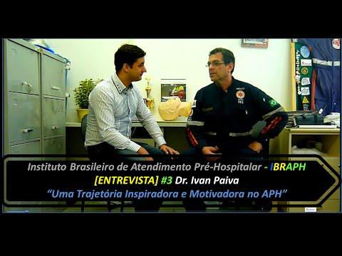 [IBRAPH] - Uma trajetória de Motivadora e Inspiradora no APH