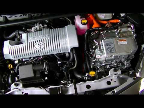 Prius C / Yaris Hybrid Engine Start