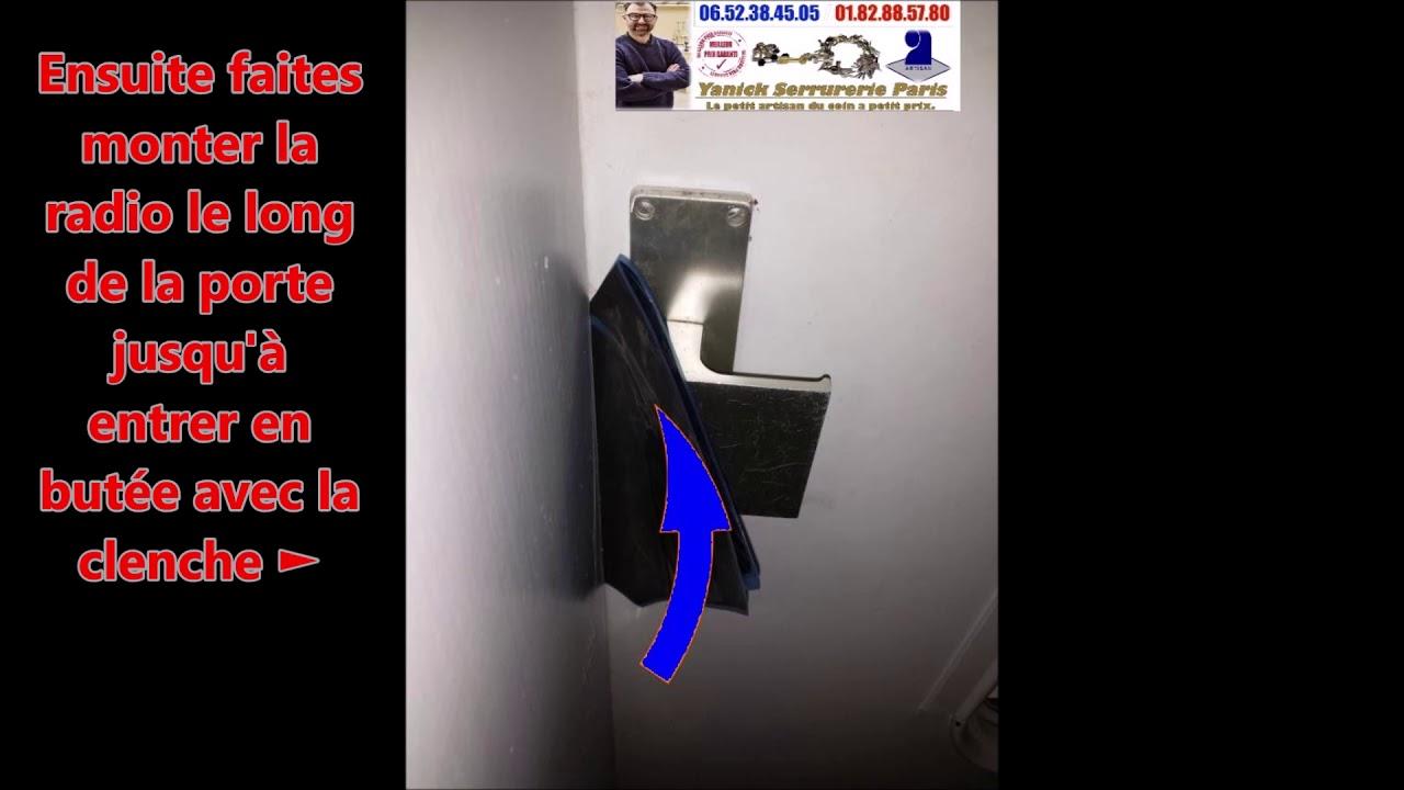 Comment ouvrir une porte claquée? à Paris 1 - YouTube