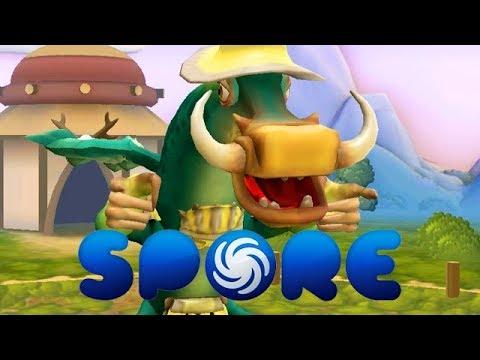 SPORE Gameplay German - Wir erfinden die Mode thumbnail