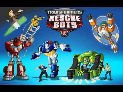 Rescue Bots: Theme Song (Robert Muhlbock Extended Remix)