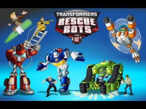 Rescue Bots: Theme Song (Robert Muhlbock Extended Remix)